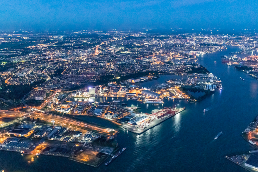 OFFSHORE VALLEY - Port of Schiedam